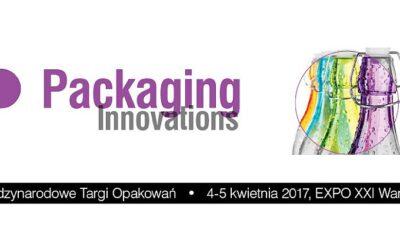 Odwiedź nasze stoisko na targach Packaging Innovations!